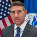 Eric Goldstein, Executive Assistant Director for Cybersecurity, Cybersecurity and Infrastructure Security Agency