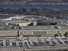 The Pentagon along the Potomac River