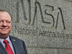 NASA's Keith Bluestein keeps agency networks humming with SD-WAN technology.