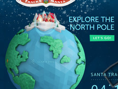 10 Things to Know About the NORAD Santa Tracker