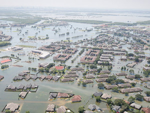 Hurricane Harvey Port Arthur, Texas